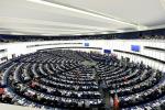 Sessione Plenaria del Parlamento europeo a Strasburgo