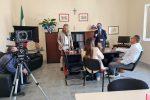 """Monterosso di nuovo set, al via le riprese del corto """"Il sentiero"""""""