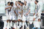 Juve ancora in corsa per la Champions. Pirotecnico 3-2 con l'Inter. La Roma fa suo il derby