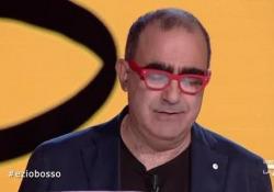 Ezio Bosso, il «ricordo anarchico» di Elio: «La musica è politica» Ad accompagnare il monologo la musica del maestro Enrico Melozzi - Ansa