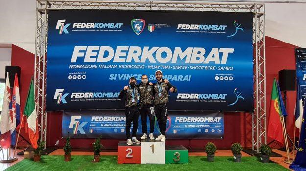 campionati italiani assoluti, kick boxing, Cosenza, Sport