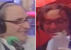 Franco Battiato e lo show con Fiorello a Viva Radio 2: «Maestro mi disturba» Spassosa gag con Fiorello e Franco Battiato durante la trasmissione radiofonica «Viva Radio 2» - Corriere Tv