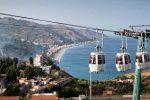 """Dopo 7 mesi di stop, riapre la funivia: entro giovedì Taormina """"riparte"""""""