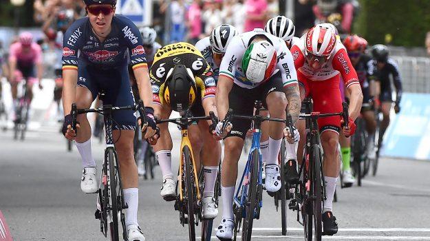 Giro d'Italia 2021, seconda tappa, Sicilia, Sport