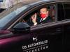 Il Principe Alberto di Monaco al volante della DS 9 E-Tense 4×4 360