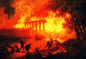 """Alberto Angela e il 2. volume della trilogia su Nerone: """"L'inferno su Roma"""". È sempre tempo di fake news"""