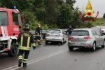Cosenza, incidente sulla SS107. Coinvolte due auto, un bambino trasferito in ospedale