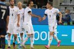 Severo 7-0 dell'Italia a San Marino. Doppiette di Politano e Pessina