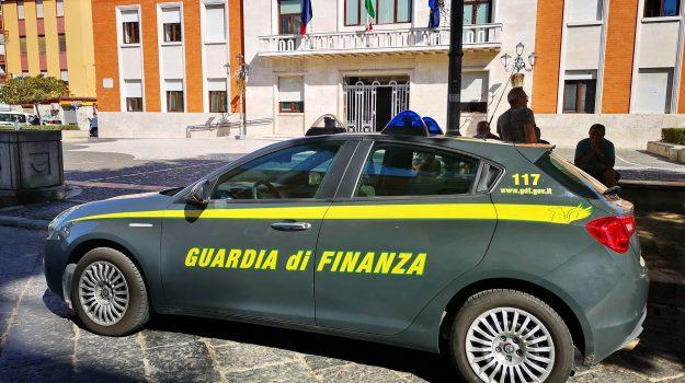 guardia finanza, municipio crotone, Catanzaro, Cronaca