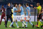 La Lazio sbatte sul palo, il Torino si salva. Il Benevento è la terza retrocessa