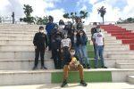 Gli studenti della III A di Limbadi che hanno partecipato e vinto al concorso nazionale