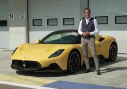 Maserati MC20, ecco come si guida MOTORI - CorriereTV