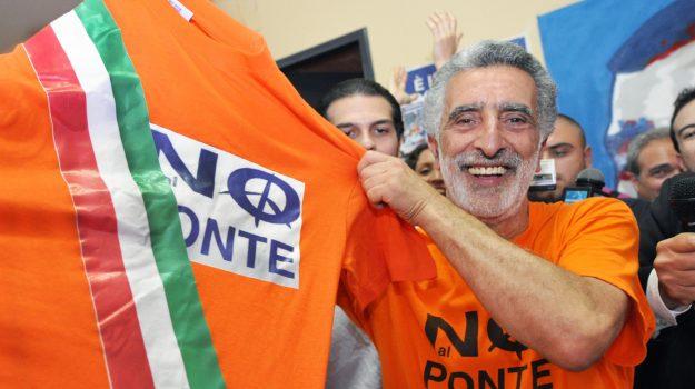 Renato Accorinti, Messina, Politica