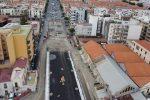 Messina, il completamento della nuova via Don Blasco va avanti