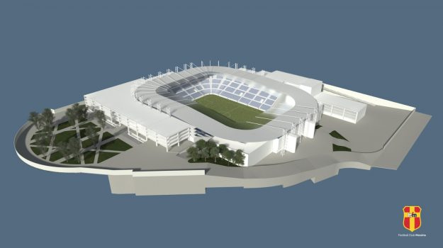 stadio messina calcio, Messina, Cronaca