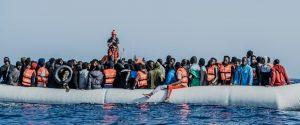 Nuovo maxi sbarco a Lampedusa. Arrivati altri 400 migranti