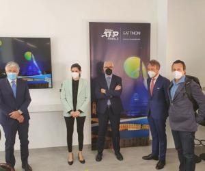 Nitto Atp Finals volano per Torino, Gattinoni è official tour operator
