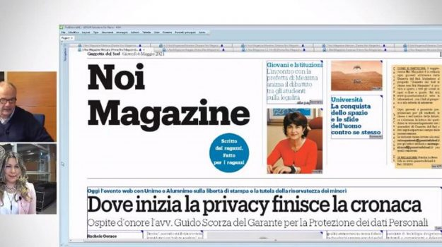 Libertà di stampa e tutela della privacy sulle pagine di Noi Magazine