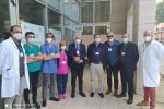 Reggio: inaugurato il presidio di Pellaro, terzo centro vaccinale della città