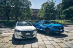Peugeot e-208 e SUV e-2008, il futuro della mobilità elettrica