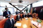 Ponte Stretto, Morelli incontra i presidenti Spirlì e Musumeci - IL VIDEO