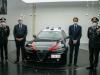 Presentata l'Alfa Romeo Giulia per l'Arma dei Carabinieri