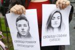 """""""Bomba sull'aereo"""", così Minsk ingannò i piloti per catturare Protasevich. Sanzioni Ue"""