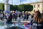 Anche Reggio Calabria si mobilita per l'approvazione del disegno di legge Zan