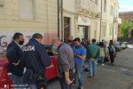 La protesta degli operatori di psichiatria a Reggio Calabria