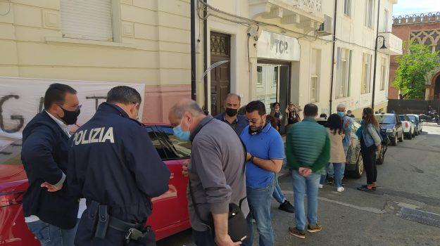 protesta, psichiatria, reggio calabria, sit-in, Reggio, Cronaca