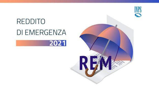reddito di emergenza, rem, Sicilia, Economia