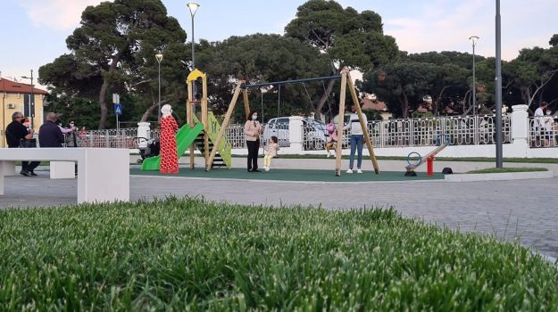 reggio calabria, waterfront, Antonio Decaro, Giuseppe Falcomatà, Michele Emiliano, Reggio, Cronaca
