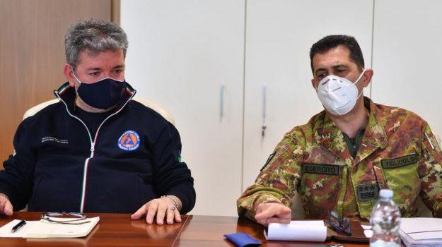 coronavirus, regione calabria, Francesco Paolo Figliuolo, Nino Spirlì, Calabria, Cronaca
