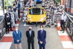 Stellantis, Elkann e Tavares visitano stabilimento Maserati