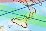 Razzo cinese in caduta, allertati i Coc a Messina e Milazzo