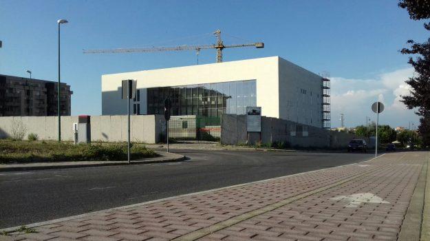 incompiuta, teatro comunale vibo, Catanzaro, Cronaca