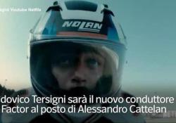 X Factor, Ludovico Tersigni sarà il nuovo conduttore Il 25enne romano è anche nipote di Zoro di «Propaganda Live» - Ansa