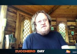 Zucchero: «Credo nel Flower Power» Il cantautore si confessa per l'Artista Day - Corriere Tv