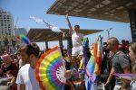 Israele, il Gay Pride torna a Tel Aviv dopo l'inizio della pandemia