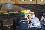 Illeciti ambientali a Lamezia: sequestrato stabilimento del valore di 24mln. Una denuncia
