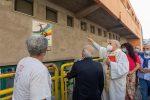 """L'ex Gil di Messina diventa il """"Campo per la pace Salvo Santamaria"""""""