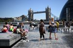 Covid: zero morti in Gran Bretagna per la prima volta dall'estate