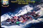 Sbarco di 37 migranti a Roccella, fermati 8 trafficanti di uomini