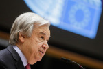 Guterres, serve un piano vaccinale globale