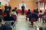 A scuola di legalità: i carabinieri di Bianco incontrano gli studenti