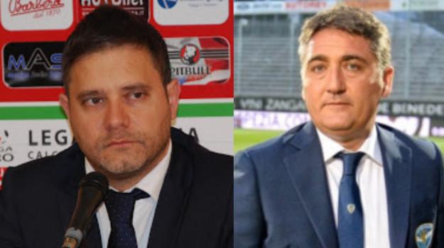 cosenza calcio, direttore sportivo, Christian Argurio, Eugenio Guarascio, Roberto Boscaglia, Cosenza, Sport