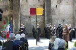 Roma: gaffe sulla targa di Carlo Azeglio Ciampi, sbagliato il nome del presidente
