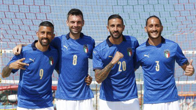 beach soccer, europei, italia, qualificazioni, Emmanuele Zurlo, Francesco Corosiniti, Sicilia, Calabria, Sport