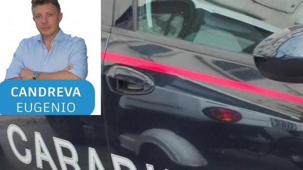 cerzeto, consigliere comunale, intimidazione, Eugenio Candreva, Cosenza, Cronaca