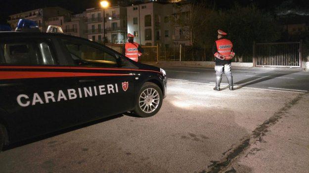 carabinieri, inseguimento, Cosenza, Cronaca